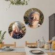 foto op karton eetkamer