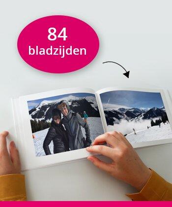 Fotoboek 84 bladzijden