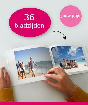 Fotoboek 36 bladzijden