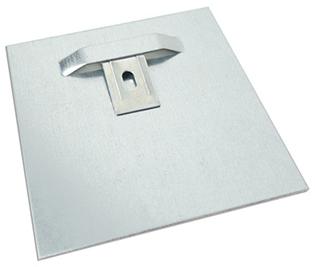 Ophangsysteem aluminium