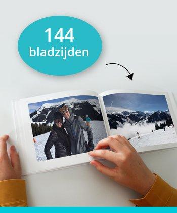 Fotoboek 144 bladzijden