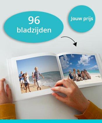 Fotoboek 96 bladzijden