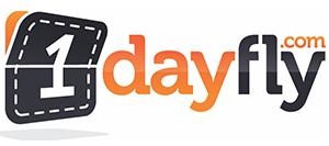 1DayFly logo